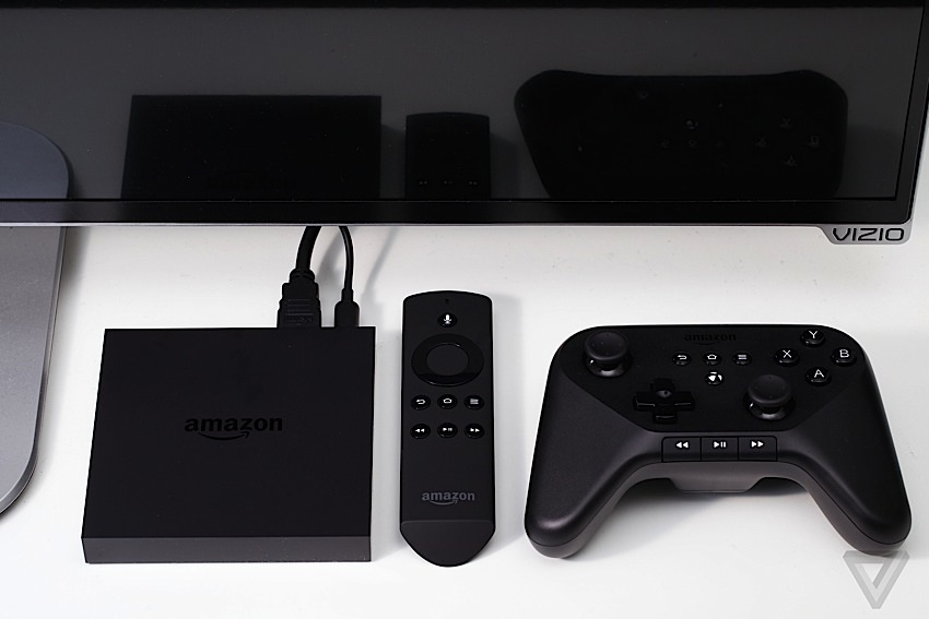 Amazon Fire TV review | The Verge
