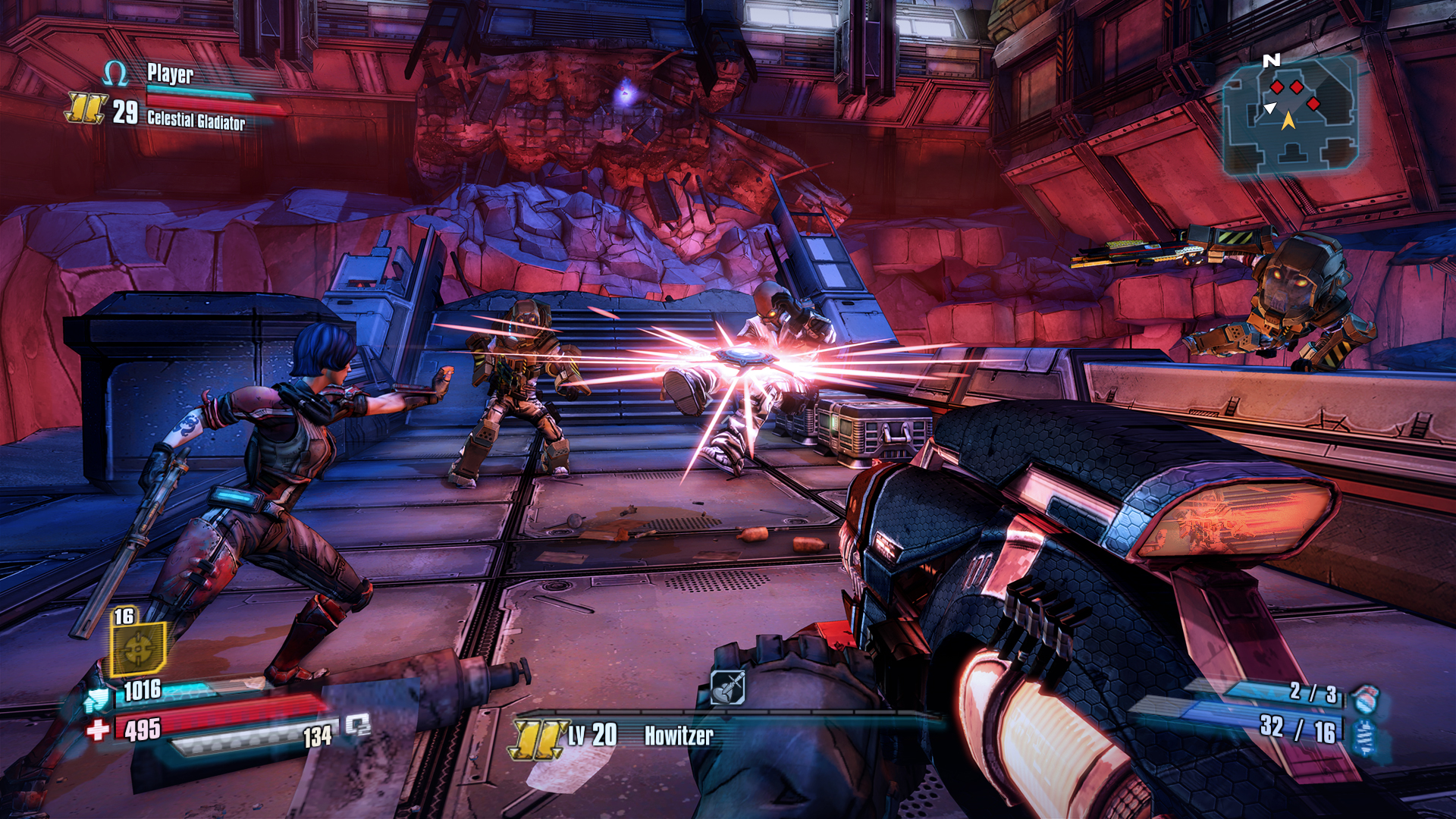 Why Borderlands: The Pre-Sequel is a last-gen game ... Borderlands The Pre Sequel