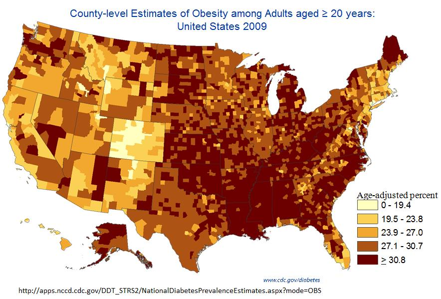 obesity problem in usa Overweight and obesity are major risk factors for a number of chronic diseases, including diabetes, cardiovascular diseases and cancer once considered a problem only in high income countries, overweight and obesity are now dramatically on the rise in low- and middle-income countries, particularly in urban settings.