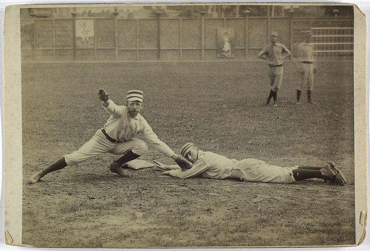 vintage baseball photos and the lessons we can learn from them