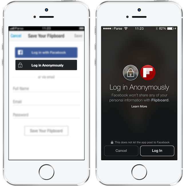 Facebook will let users log into third-party apps anonymously ...