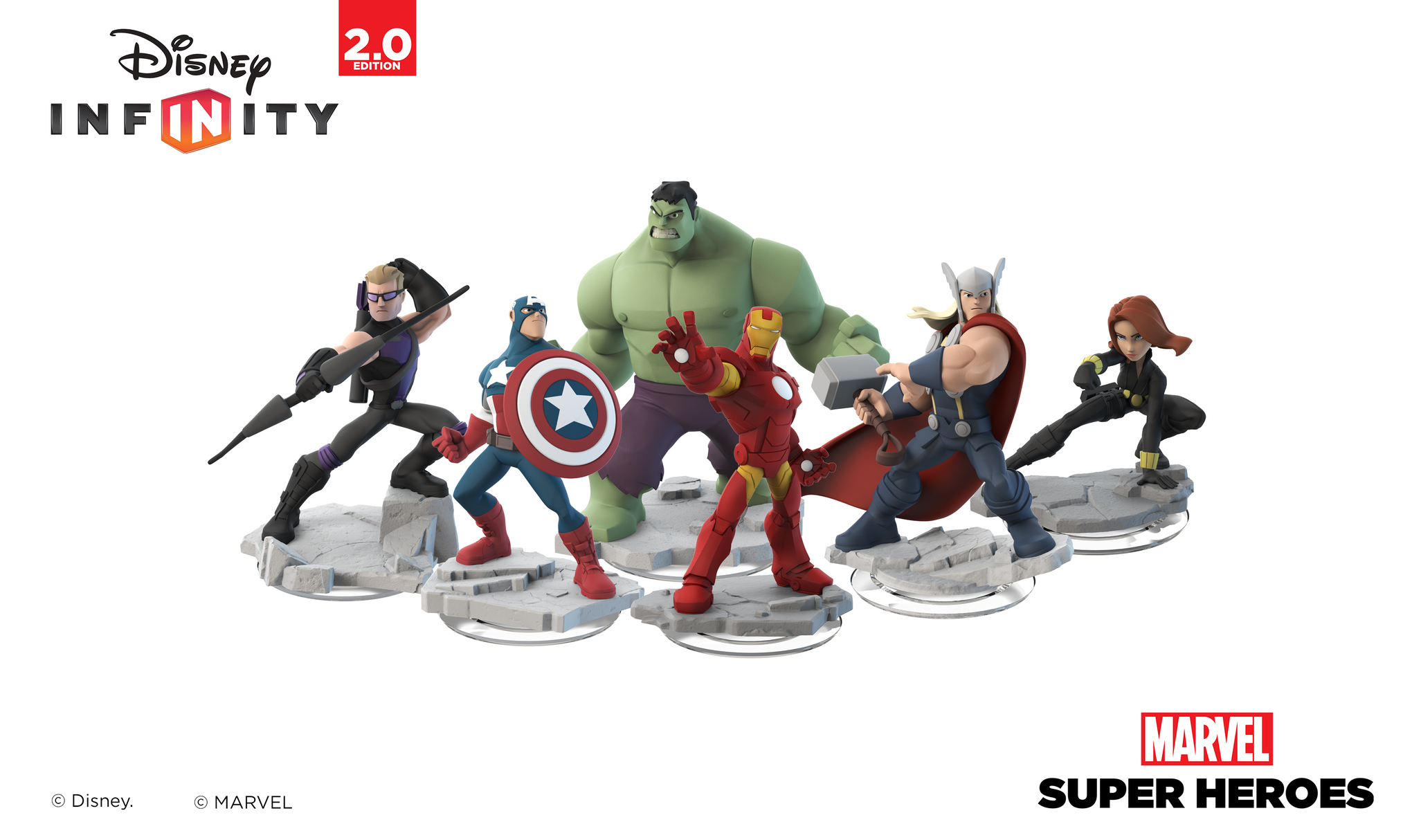 Marvel Characters Are Coming To Disney Infinity This