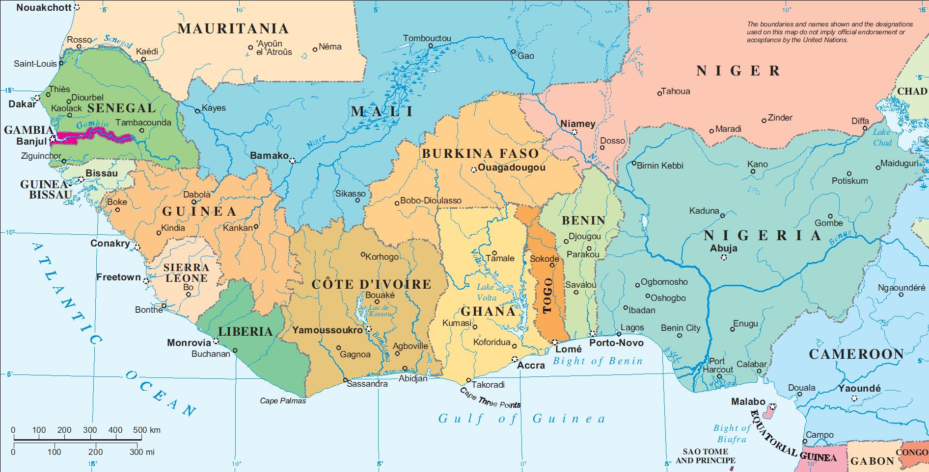 west africa porn