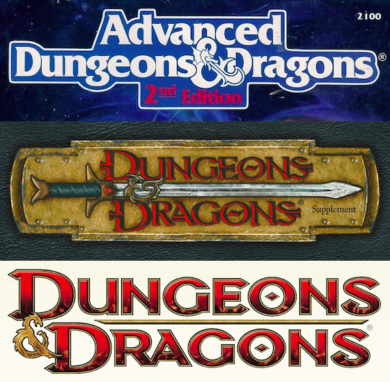 New logo puts the dragon in 'Dungeons & Dragons' - The Verge