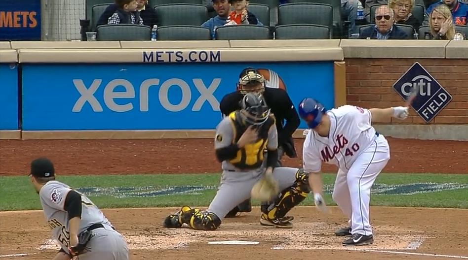 Bartolo Colon doesn't swing for the fences, shuts down ...   Bartolo Colon Swing