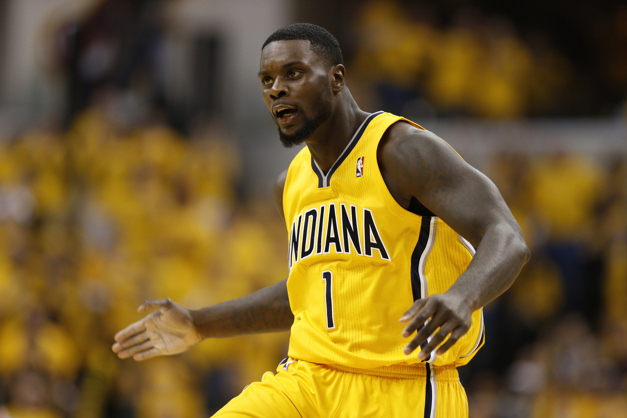 Lance Stephenson Cannot Get Out Of His Own Way Sbnation Com