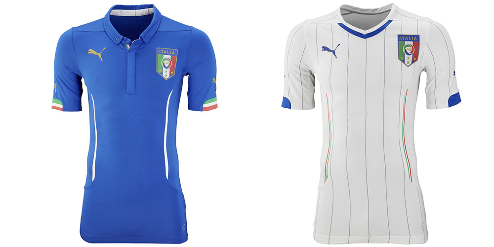 abc8f2488 Gli Azzurri s wonderful home kit looks really good with its simple and  understated design. The away kit