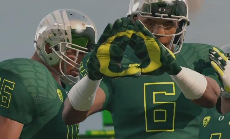 Oregonducksrosterfilencaafootball