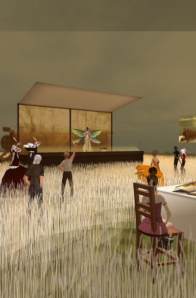 AM Radio: The Banksy of Second Life