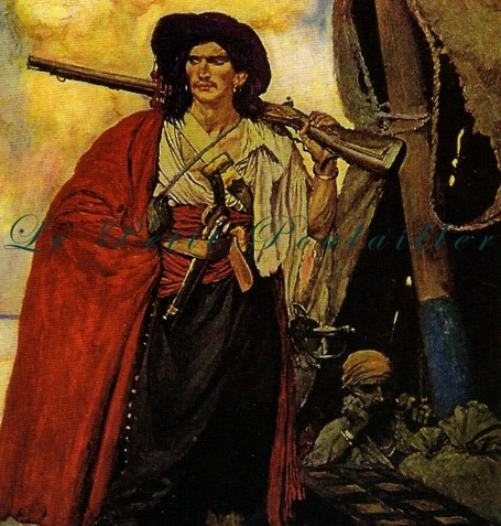 Vintage_1954_howard_pyle_tales_of_pirates_and_buccaneers_lithographs_aaaarrrrrrrrrrrrrr_19ac0695_medium