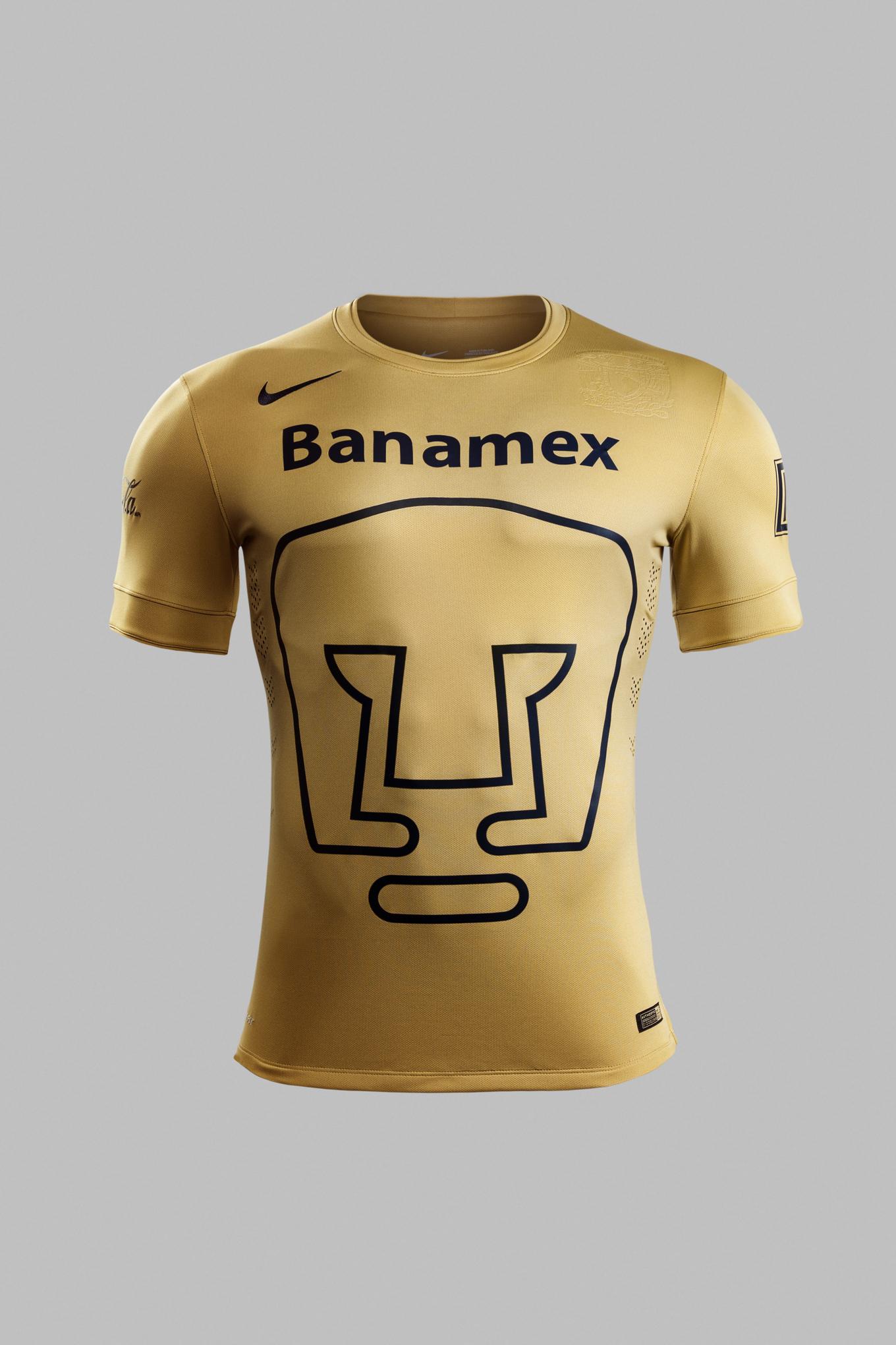 sports shoes a5a3d b6ce4 Nike and Pumas de la UNAM unveil pair of gorgeous kits for ...