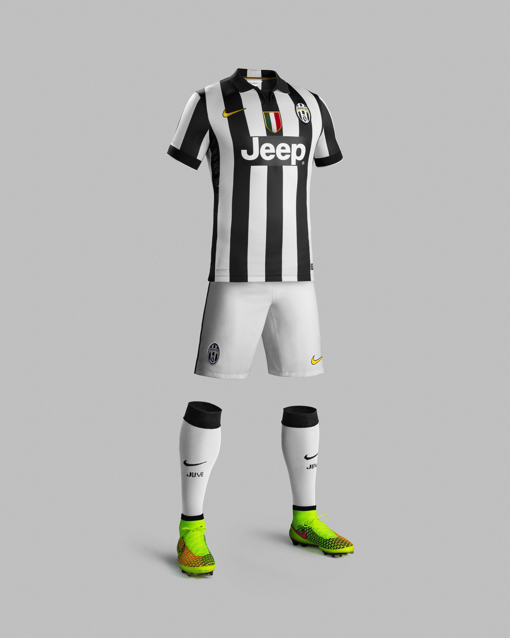 7873155ef2b 2014 15 Juventus home and away kits are Nike s last dance with the ...