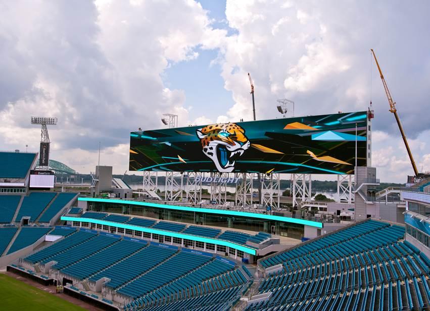 Jacksonville jaguars stadium renovation