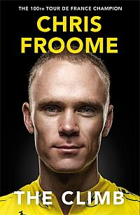 The Climb_, by Chris Froome, with David Walsh