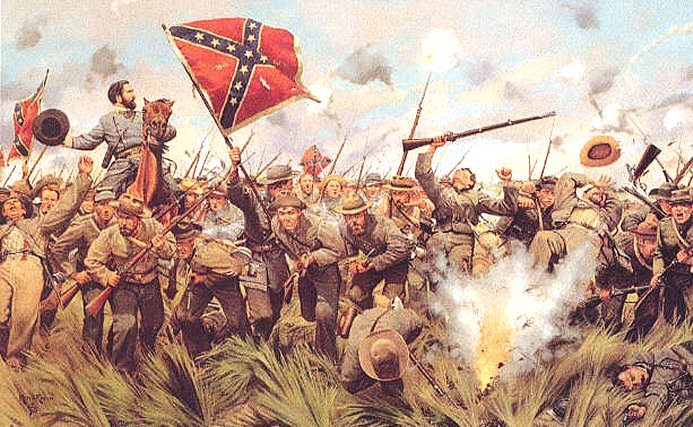 Keith-rocco-hell-for-glory-picketts-charge