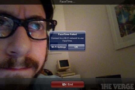 iPad FaceTime LTE 1024 Angry Josh