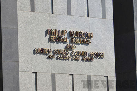 Phillip Burton Federal Building and US Courthouse