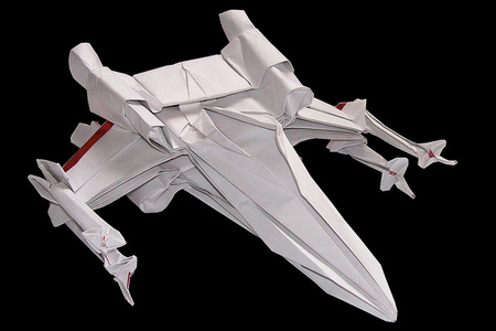 X-Wing Origami
