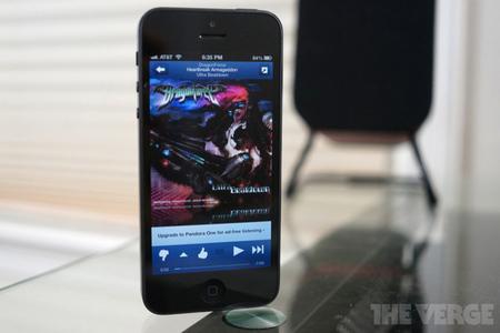 Pandora 4.0 for iOS