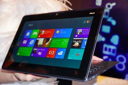Gallery Photo: Asus TAICHI pictures
