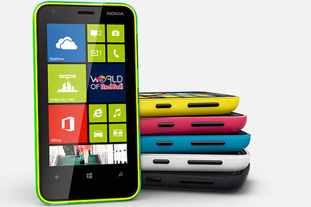 Nokia Lumia 620 stock