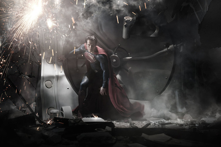 man of steel official image