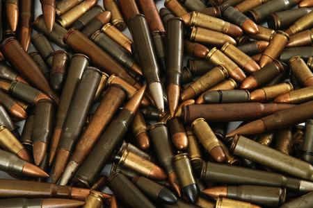 bullets (shutterstock)