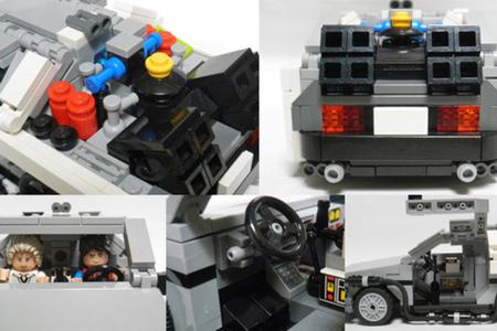 LEGO BTTF