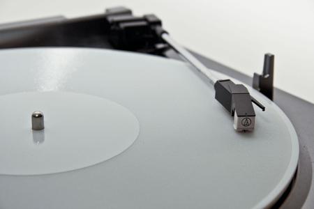 Daft Punk 3D printed record