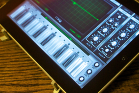 Animoog for iPad