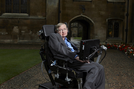 Stephen Hawking FLICKR