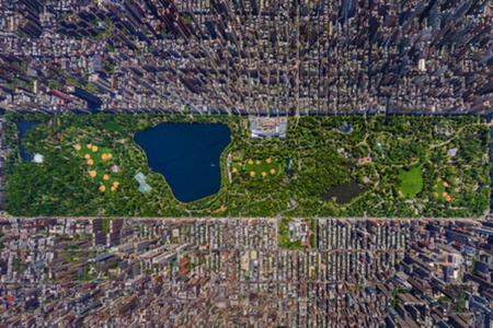 AIRPANO Sergey Semonov Manhattan New York City
