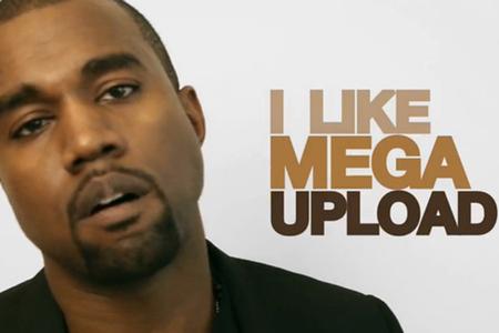 Kanye West Loves Megaupload