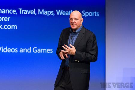 Steve Ballmer Microsoft stock