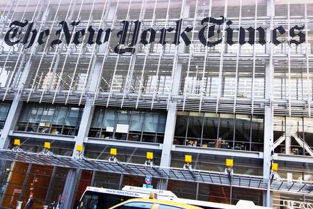 NYT (Shutterstock)