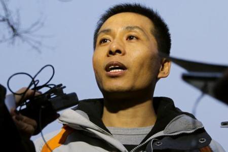 Zhu Ruifeng (South China Morning Post)