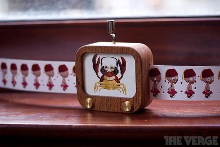 Glitch music box