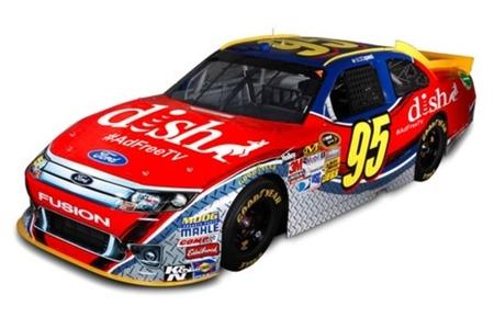 Dish NASCAR