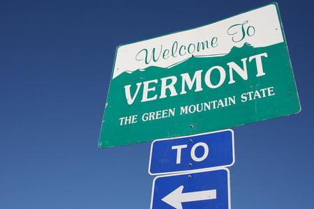 SHUTTERSTOCK Vermont