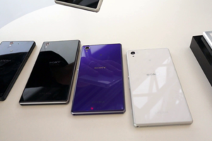 Sony Z1 Android
