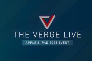 Verge Live iPad