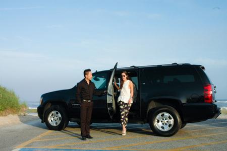 Uber SUV service