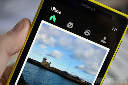 Vine for Windows Phone