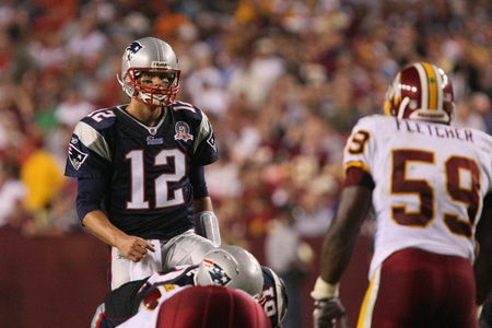 Tom Brady / Patrios (KEITH ALLISON - FLICKR)
