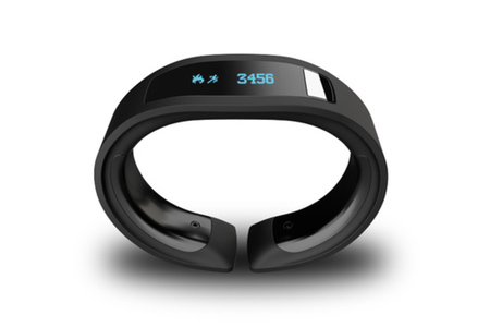 Movea G-series multisport wristband
