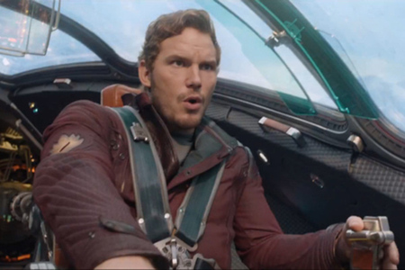 Guardians of the Galaxy (TRAILER SCREENCAP)
