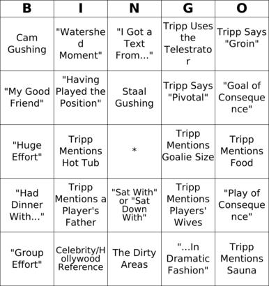 Tripp-bingo