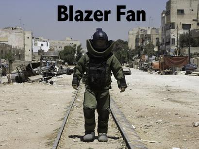 Blazer-fan