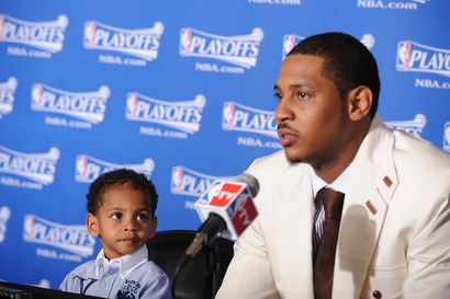 Carmelo-and-son