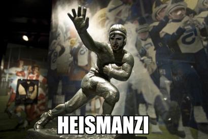 Heismanzi